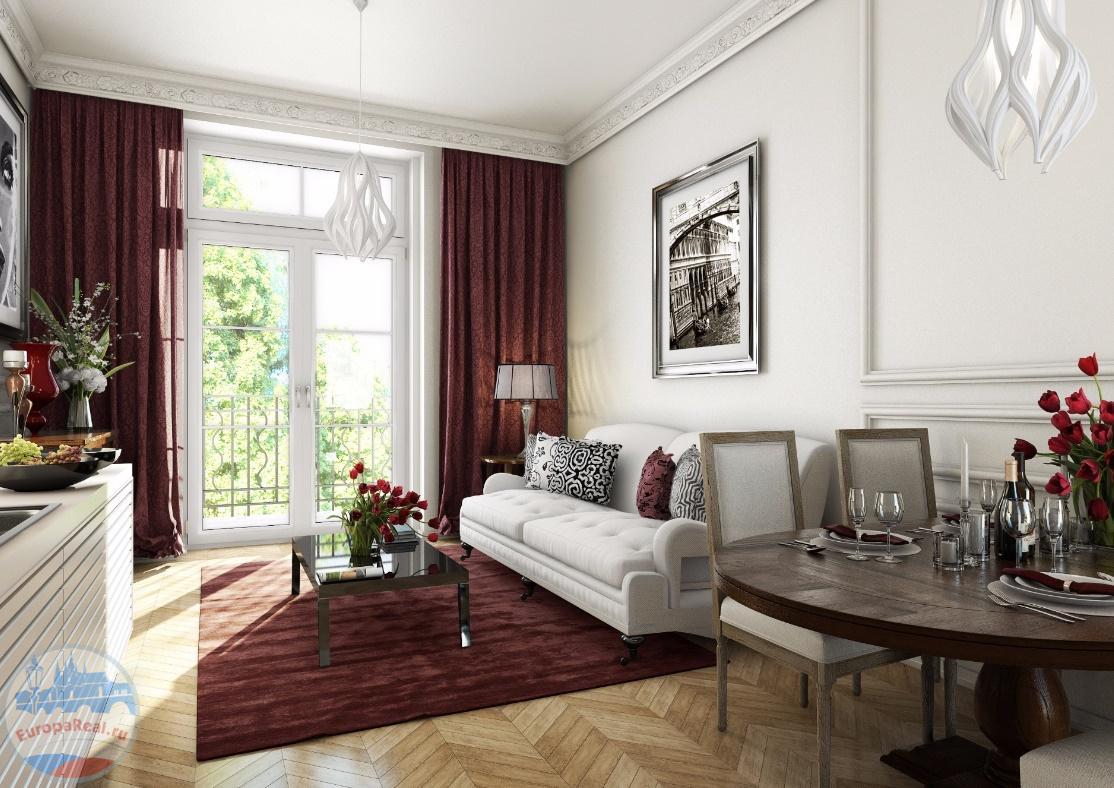 Новая резиденция — Прага 7 — Бубенеч
